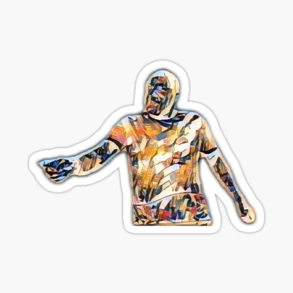 Rezza 6 Sticker