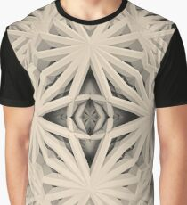 Ancient Calaabachti Filigrane Graphic T-Shirt