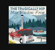 TRAGICALLY HIP POEM TOUR 2016 Unisex T-Shirt