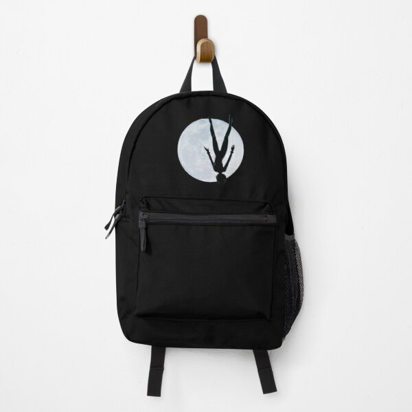Upside Down Rei - Fly Me To The Moon Rei Silhouette Backpack