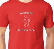Shuffle Zone! Unisex T-Shirt