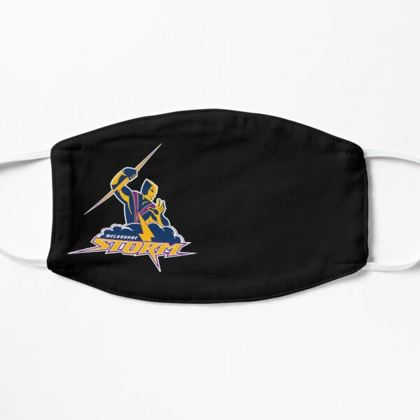 Storm Rugby merchandise Flat Mask