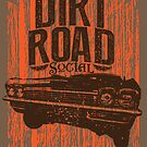 Dirt Road Rider by Sixto Tomas Marcelo