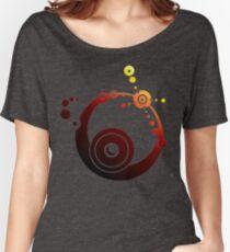 Equinox (Fire) Women's Relaxed Fit T-Shirt