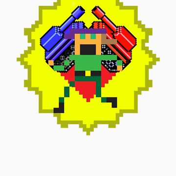 Tank Dodger - Heart of a Runner Icon by tankdodger