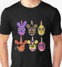 FNAF Cupcakes (6) T-Shirt