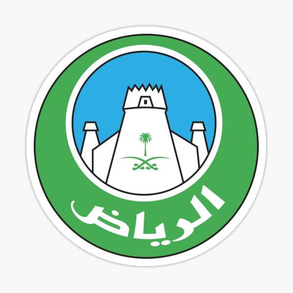 Seal of Riyadh  Sticker