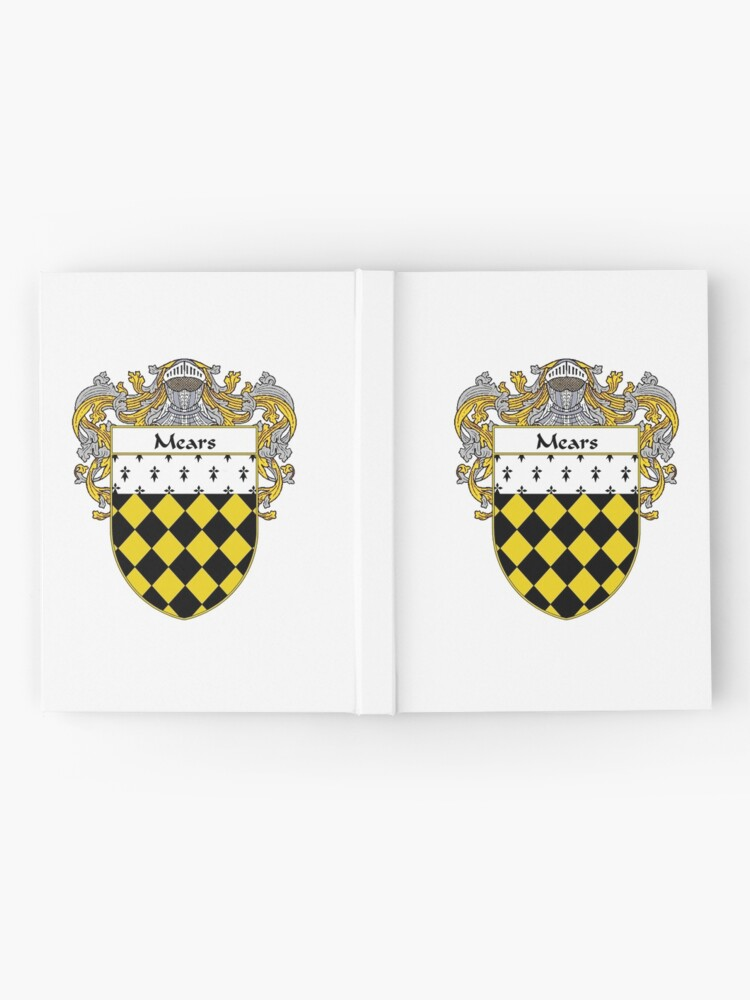 Alternate view of Mears Coat of Arms/Family Crest Hardcover Journal