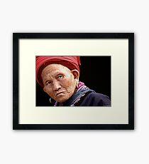 Red Dao... Framed Print