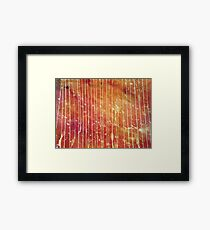 Abstract.30 Framed Print