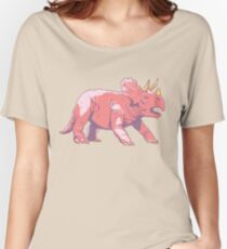 Triceratops Women's Relaxed Fit T-Shirt
