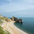 The Durdle Door by Mattia  Bicchi Photography