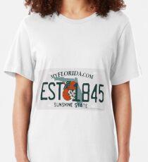 Camiseta ajustada Florida Est 1845