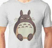 Grumpy Totoro Unisex T-Shirt