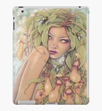 Nepenthes (Pitcher Plant Nymph) iPad Case/Skin