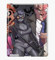The Bad Guy are here iPad Case/Skin