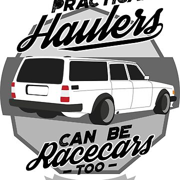 Hauler Racecar by Rtgrplgt