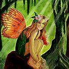 Swamp Sprite by CarolOchs