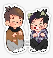 2009 Dan and Phil Sticker
