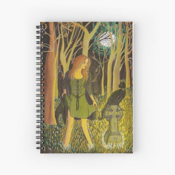Spirit Grove Spiral Notebook