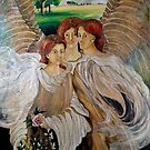 THREE ANGELS by THE FACTORY