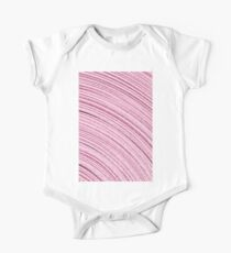 A Roll Of Pink Ribbon - Macro  One Piece - Short Sleeve