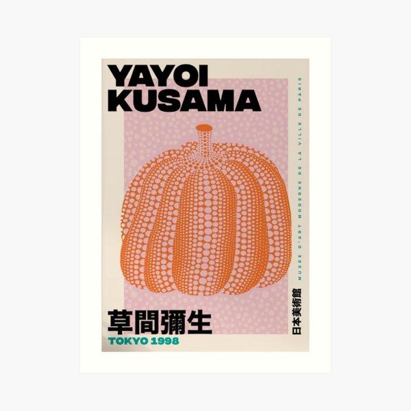 Yayoi Kusama 1998 Art Print