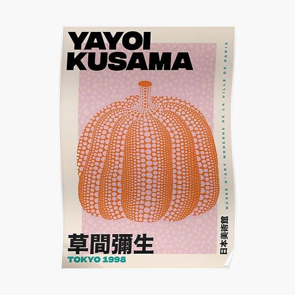 Yayoi Kusama 1998 Póster