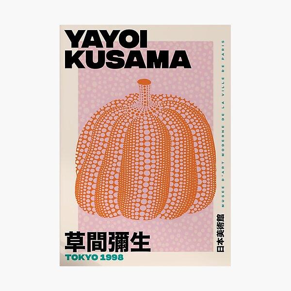 Yayoi Kusama 1998 Photographic Print