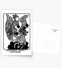 Sigil Against Self-Hatred Postcards