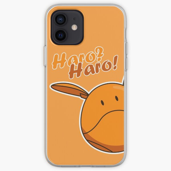 Haro! - Gundam 00 iPhone Soft Case
