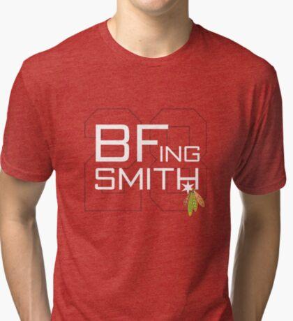 BFing Smith Tri-blend T-Shirt