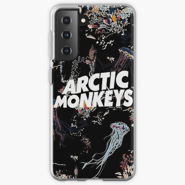 Mushrooms Monkeys Samsung Galaxy Soft Case