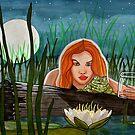 Frog Prince? by CarolOchs