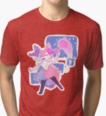 Braixen Tri-blend T-Shirt