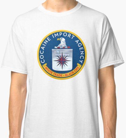 CIA (Cocain Import Agency) Classic T-Shirt