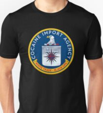 CIA (Cocain Import Agency) Unisex T-Shirt