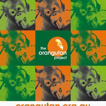 Warhol Tee by Orangutan