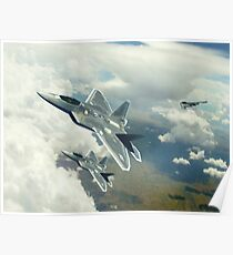 Stealth And Spirit Poster