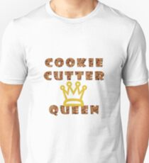 Cookie Cutter Queen Unisex T-Shirt