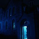 Blue Church Derry by mikequigley