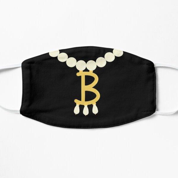 Anne Boleyn B Necklace Flat Mask