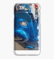 Blue Cruiser iPhone Case/Skin
