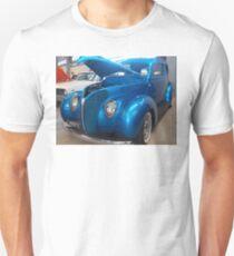 Blue Cruiser Unisex T-Shirt