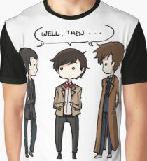 The Doctors Graphic T-Shirt