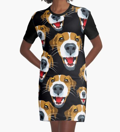 Harry Graphic T-Shirt Dress
