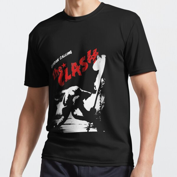 The Clash Classic Copy Camiseta deportiva