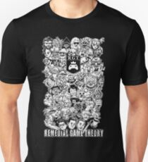 Remedial Game Theory - Dark Unisex T-Shirt