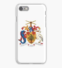 Barbados Coat of Arms If you like, please purchase, try a cell phone cover thanks iPhone Case/Skin