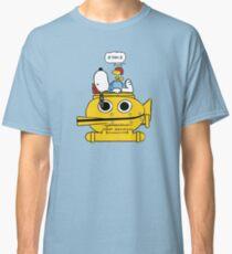 Snoopy Zissou Classic T-Shirt